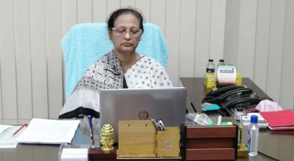 মহিলা ও শিশু বিষয়ক প্রতিমন্ত্রী ফজিলাতুন নেসা ইন্দিরা