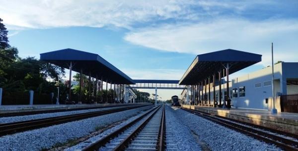কুমিল্লার ময়নামতি রেলওয়ে স্টেশন