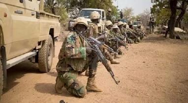 সুদানে নিরাপত্তা বাহিনীর অভিযানে আইএস`র চার সদস্য নিহত