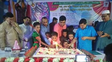 নেত্রকোনার দুর্গাপুরে নানা আয়োজনে শেখ রাসেলের জন্মদিন পালিত
