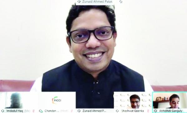 তথ্য ও যোগাযোগ প্রযুক্তি প্রতিমন্ত্রী জুনাইদ আহমেদ পলক- ফাইল ছবি